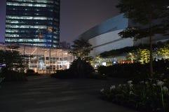 Jardim da noite Foto de Stock Royalty Free