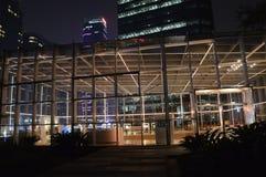Jardim da noite Fotos de Stock