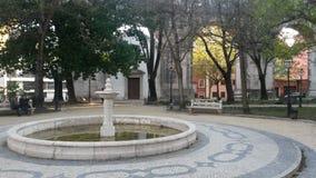 Jardim DAS Amoreiras Photos stock