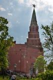Jardim de Alexander em Moscovo Imagem de Stock Royalty Free