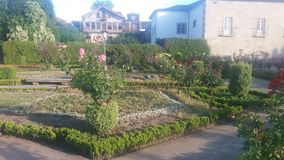 Jardim de Braga, Πορτογαλία στοκ φωτογραφία με δικαίωμα ελεύθερης χρήσης