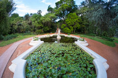 Jardim de Buenos Aires Botanial Fotos de Stock