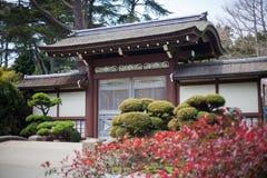 Jardim de chá japonês Fotografia de Stock