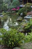 Jardim de chá japonês - San Francisco foto de stock