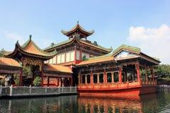 Jardim de China Imagens de Stock Royalty Free