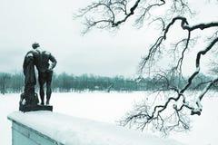 Jardim de Ekaterina Fotos de Stock Royalty Free