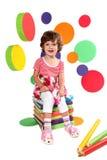 Jardim de infância Imagem de Stock Royalty Free