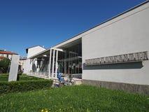 Jardim de infância do St Elia de Asilo em Como Foto de Stock