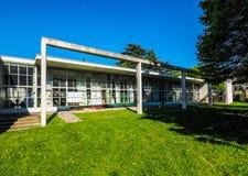 Jardim de infância do St Elia de Asilo em Como (HDR) Fotografia de Stock