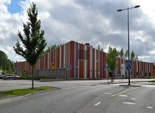 Jardim de infância em Espoo, Finlandia Fotografia de Stock Royalty Free