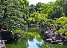 Jardim de Kyoto Imagens de Stock