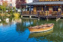 Jardim de Kyoto Japão em Konya Imagens de Stock Royalty Free