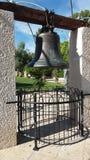 Jardim de Liberty Bell Foto de Stock Royalty Free