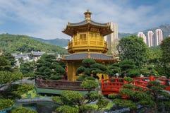 Jardim de Nan Lian Foto de Stock Royalty Free