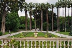 Jardim de passeio dos povos Fotografia de Stock Royalty Free