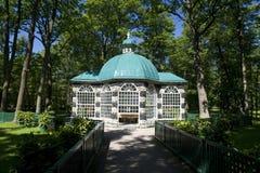 Jardim de Peterhof Foto de Stock
