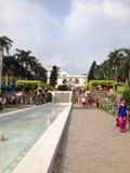 Jardim de Pinjore fotografia de stock royalty free