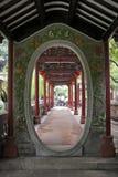 Jardim de Qinghui foto de stock