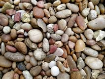 Jardim de rocha Fotos de Stock