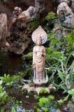 Jardim de rocha diminuto Foto de Stock