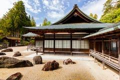 Jardim de rocha japonês Fotografia de Stock Royalty Free