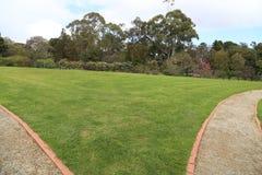 Jardim de rosas do estado de Vitoria em melbourne, Austrália Fotografia de Stock Royalty Free