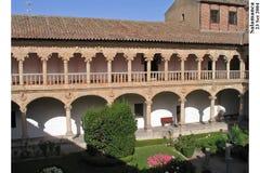 Jardim de Salamanca Fotografia de Stock Royalty Free
