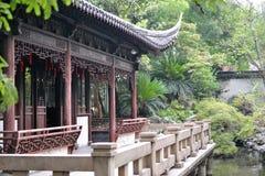 Jardim de Shanghai Yuyuan, jardim chinês do tradicional histórico em Shanghai, China imagem de stock