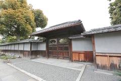 Jardim de Shosei em Kyoto, Jap?o fotografia de stock royalty free