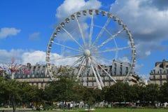 Jardim de Tuilerie em Paris, França Fotos de Stock