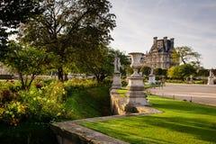 Jardim de Tuileries em Paris Fotos de Stock