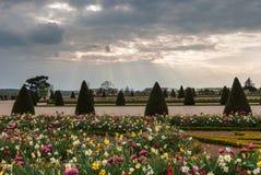 Jardim de Versalhes Foto de Stock Royalty Free