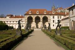 Jardim de Wallenstein Foto de Stock Royalty Free