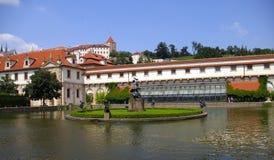 Jardim de Wallenstein, Praga Imagens de Stock
