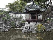 Jardim de Yuyuan em Shanghai Fotografia de Stock Royalty Free