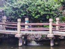Jardim de Yuyuan em Shanghai, China fotos de stock royalty free