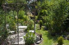 Jardim decorativo Foto de Stock