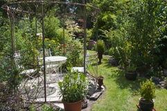 Jardim decorativo Fotografia de Stock