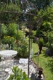 Jardim decorativo Imagem de Stock