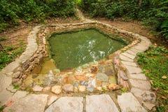 Jardim do Ίντεν φυσικό νερό λιμνών Στοκ φωτογραφία με δικαίωμα ελεύθερης χρήσης