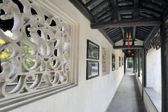 Jardim do administrador humilde, Suzhou, China Fotografia de Stock