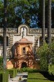 Jardim do Alcazar Fotos de Stock