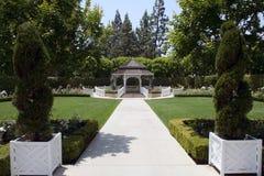 Jardim do casamento Fotos de Stock Royalty Free