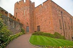Jardim do castelo Fotografia de Stock