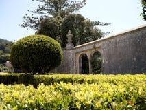 Jardim do cio Nacional de Sintra do ¡ de PalÃ, Sintra, Lisboa, Portugal Imagens de Stock Royalty Free