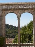 Jardim do cio Nacional de Sintra do ¡ de PalÃ, Sintra, Lisboa, Portugal Fotografia de Stock