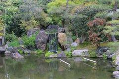 jardim do en do shosei em japão imagens de stock
