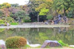 jardim do en do shosei em japão foto de stock