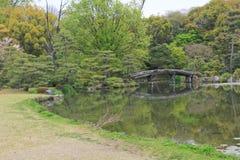jardim do en do shosei em japão imagem de stock