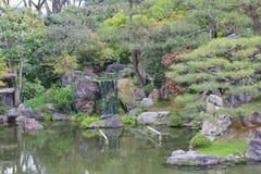 jardim do en do shosei em japão fotografia de stock